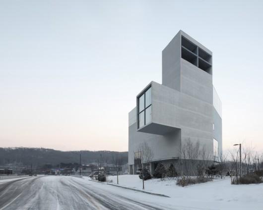 The Concrete Church, S. Korea