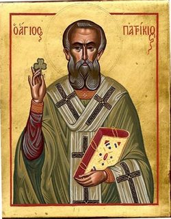 St. Patriachus, Enlightener ofEire