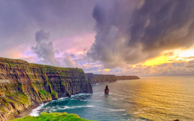 Cliffs of Moher, Co Clare, Eire